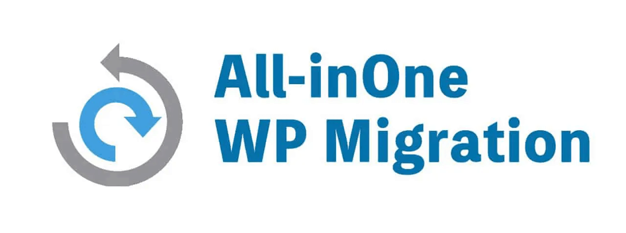 All in one WP migration logo - Studio Zona Split